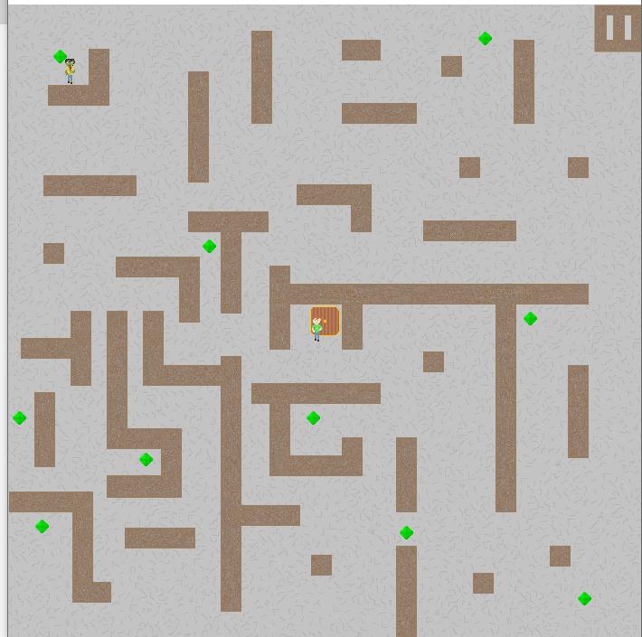 maze hunter game