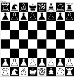 AI chess